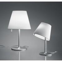 Lampe MELAMPO de Artemide, Gris