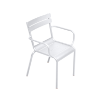 Fauteuil Enfant LUXEMBOURG KID de Fermob, Blanc coton