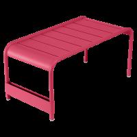 Grande table basse LUXEMBOURG de Fermob, Rose praline