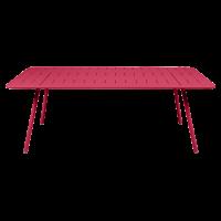 Table LUXEMBOURG pour 8 personnes de Fermob, Rose praline