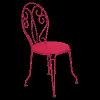 Chaise MONTMARTRE de Fermob, Rose praline