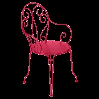 Fauteuil MONTMARTRE de Fermob, Rose praline