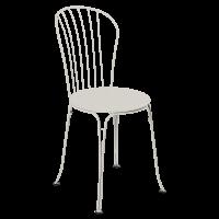 Chaise OPÉRA + de Fermob, Gris argile
