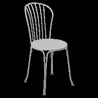 Chaise OPÉRA + de Fermob, Gris métal