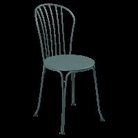 Chaise OPÉRA + de Fermob, Gris orage
