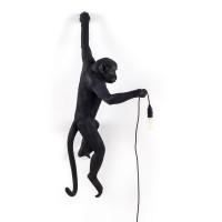 Applique murale Monkey Hanging de Seletti, 2 couleurs
