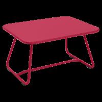 Table basse SIXTIES de Fermob, Rose praline