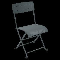 Chaise SLIM de Fermob, Gris orage