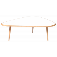 TABLE BASSE de RED Edition, Large, Blanc