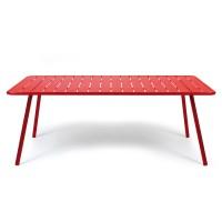 Table LUXEMBOURG pour 8 personnes de Fermob, 23 coloris