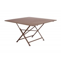 Table pliante CARGO de Fermob rouille