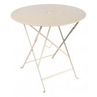 Table pliante FLORÉAL de Fermob D.77 ou D.96 cm, 25 coloris