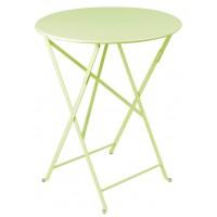 Table ronde pliante BISTRO de Fermob, 4 tailles, 22 coloris