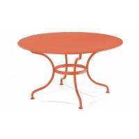 Table ronde ROMANE 117 cm de Fermob, 23 coloris