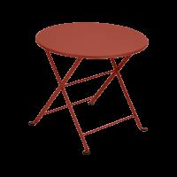 Table basse Enfant TOM POUCE  de Fermob, ocre rouge
