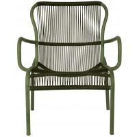 Chaise lounge LOOP de Vincent Sheppard, Moss