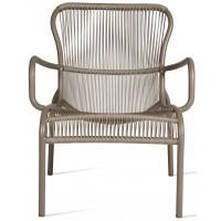 Chaise lounge LOOP de Vincent Sheppard, Taupe