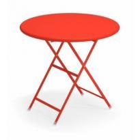 Table ronde ARC EN CIEL de Emu, 7 coloris