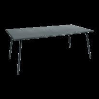 Table haute MONCEAU de Fermob, 2 tailles, 23 coloris