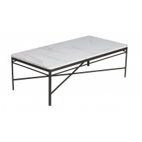 Table basse 1950 de Triconfort, 2 tailes, 2 options