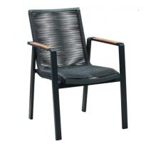 Fauteuil Miguel, Charcoal