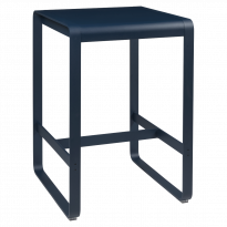 Table haute BELLEVIE de Fermob, 2 tailles, 24 coloris