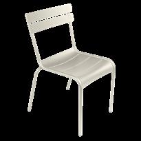 Chaise LUXEMBOURG de Fermob, Gris argile