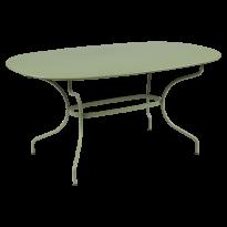 Table ovale 160x90 OPÉRA + de Fermob, 24 coloris