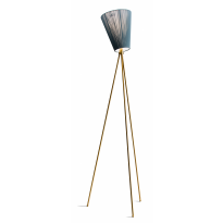 Lampadaire OSLO WOOD de Northern lighting, 4 coloris, 5 options