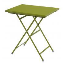 Table rectangulaire ARC EN CIEL de Emu, 2 tailles, 7 coloris