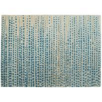 Tapis BRUME de Toulemonde Bochart, 3 tailles, Gris bleu