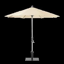 Parasol ALU-TWIST EASY de Glatz, 5 tailles, 5 coloris