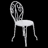 Chaise MONTMARTRE de Fermob blanc coton