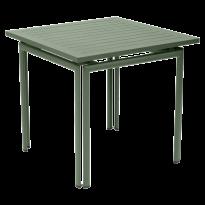 Table carrée COSTA de Fermob, Cactus