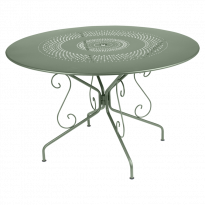 Table MONTMARTRE de Fermob D.117 Cactus