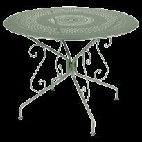 Table MONTMARTRE de Fermob D.96 Cactus