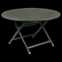 Table ronde CARACTÈRE de Fermob, 2 coloris