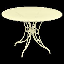 Table 1900 de Fermob D.96 ou D.117 cm, 24 coloris