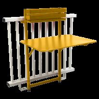 Table balcon BISTRO de Fermob, Miel