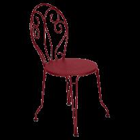 Chaise MONTMARTRE de Fermob piment