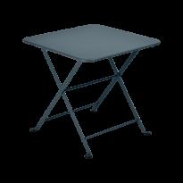 Table basse Enfant TOM POUCE 50 x 50 CM de Fermob, Gris orage