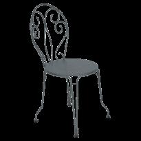 Chaise MONTMARTRE de Fermob gris orage