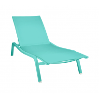 Bain de soleil ALIZÉ XS de Fermob, Bleu lagune