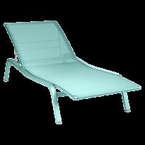 Bain de soleil ALIZÉ de Fermob, Bleu lagune