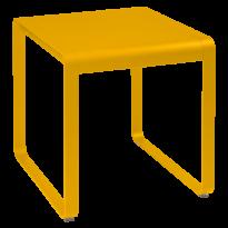 Table BELLEVIE de Fermob, 74 x 80, Miel