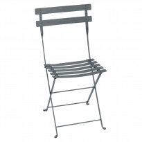 Chaise BISTRO métal de Fermob, Gris Orage