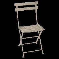 Chaise BISTRO métal de Fermob, Muscade