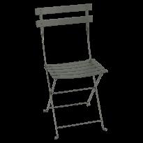 Chaise BISTRO métal de Fermob, Romarin