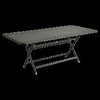 Table rectangulaire CARACTÈRE de Fermob, 23 coloris