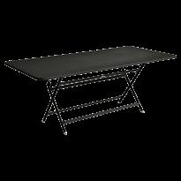 Table rectangulaire CARACTÈRE de Fermob, Réglisse